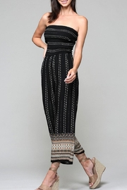 Be Cool Alice Tie-Back Jumpsuit - Other