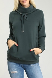 Be Cool Cowl Neck Sweatshirt - Product Mini Image