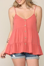 Be Cool Cutesy Top - Front cropped