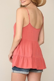 Be Cool Cutesy Top - Back cropped