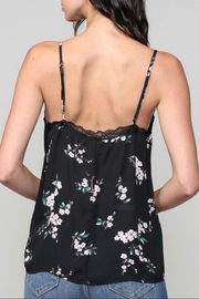 Be Cool Floral Print Cami - Side cropped
