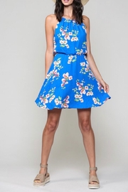 Be Cool Floral Print Dress - Front cropped