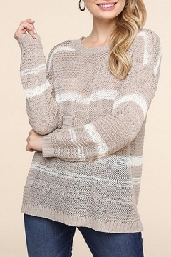 Be Cool Jenny Lightweight Sweater - Product List Image