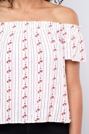 Be Cool Off-Shoulder Floral Top - Other