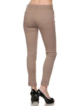 Shoptiques Product: Solid Skinny Pants