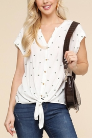 Be Cool Tropical Fall Top - Product Mini Image