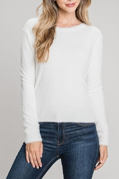 Be Cool Ultra-Soft Fuzzy Sweater - Product List Image