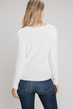 Be Cool Ultra-Soft Fuzzy Sweater - Alternate List Image