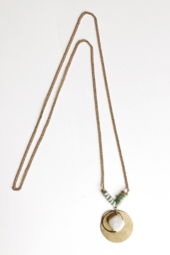 Shoptiques Product: Restore Pendant Necklace