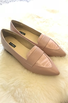 Be Mae Shoes Alisha Leather Loafer - Product List Image