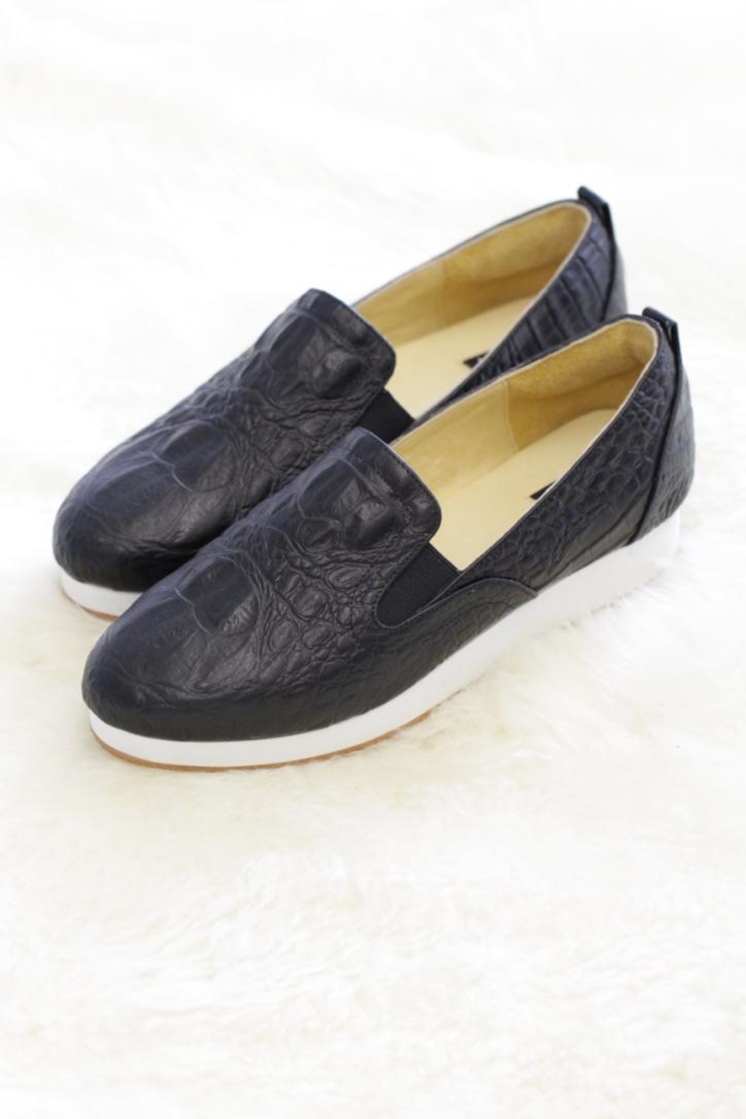 Be Mae Shoes Allanah Handmade Loafer - Main Image