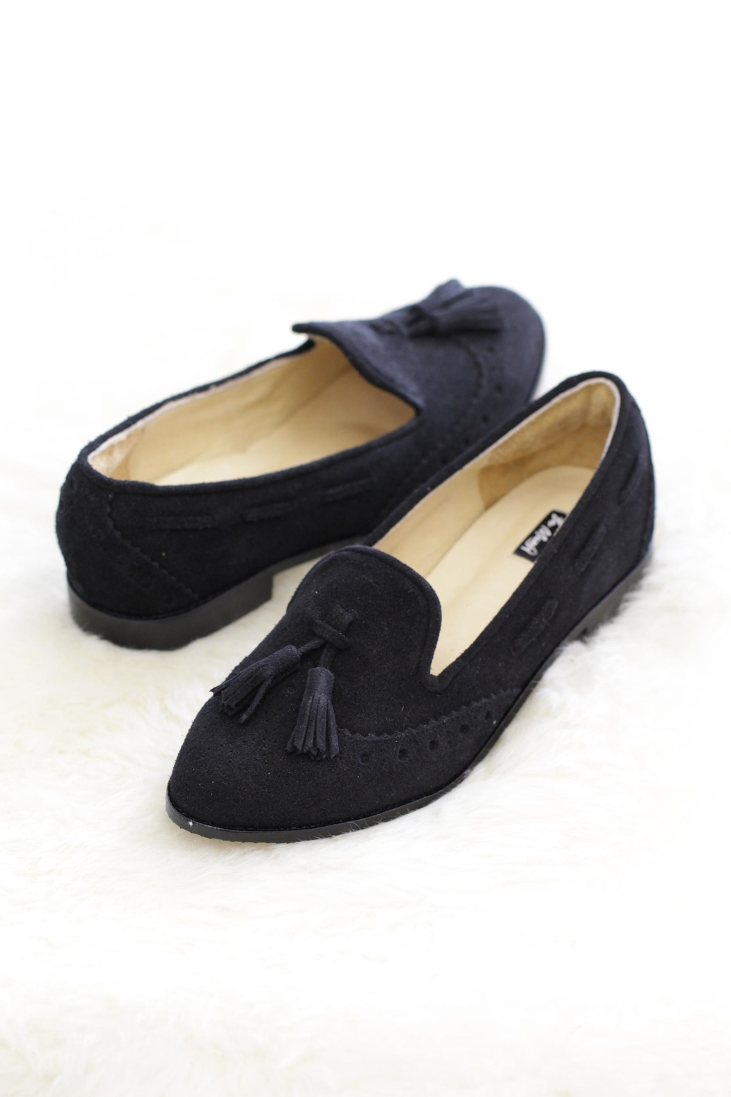 Be Mae Shoes Ballard Loafer - Front Cropped Image