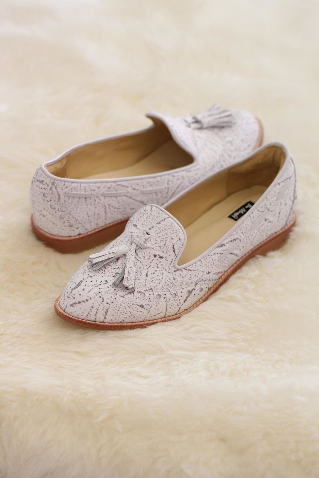 Be Mae Shoes Ballard Loafer - Main Image