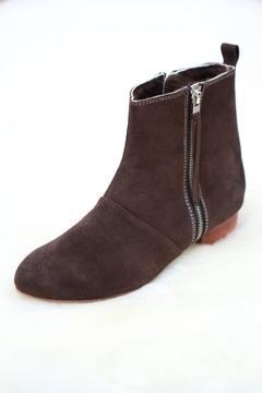 Shoptiques Product: Becx Lamb Fur Booties