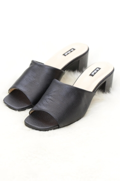 Be Mae Shoes Betty Leather Heels - Product List Image