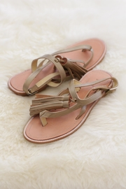 Be Mae Shoes Chicky Leather Sandals - Product Mini Image
