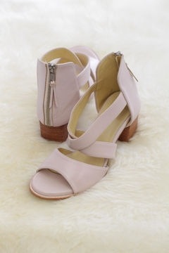 Shoptiques Product: Cindylou Leather Heels
