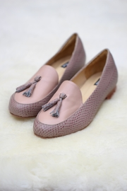Be Mae Shoes Florence Leather Flats - Product Mini Image