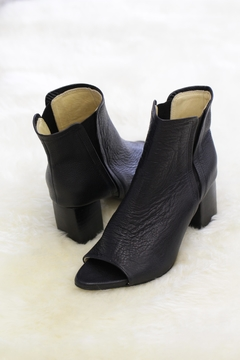 Shoptiques Product: Georgia Leather Booties
