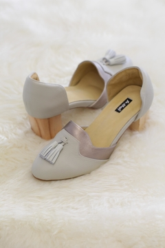 Shoptiques Product: Jennifer Leather Heels