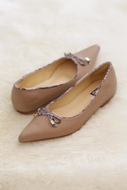 Be Mae Shoes Joy Leather Flats - Product Mini Image