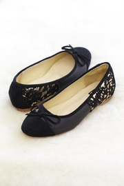 Be Mae Shoes Juene Leather Flat - Product Mini Image
