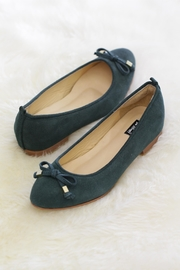Be Mae Shoes Pamela Leather Shoes - Front cropped