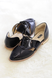Be Mae Shoes Sparrow Leather Loafer - Front cropped