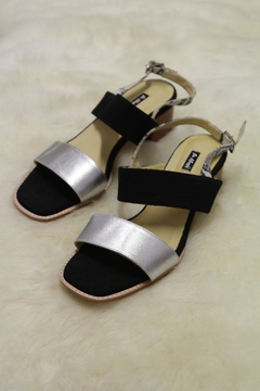 Be Mae Shoes Stacey Leather Sandals - Alternate List Image