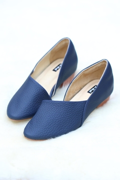 Shoptiques Product: Sue Leather Shoes