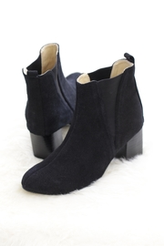 Be Mae Shoes Xander Leather Booties - Product Mini Image