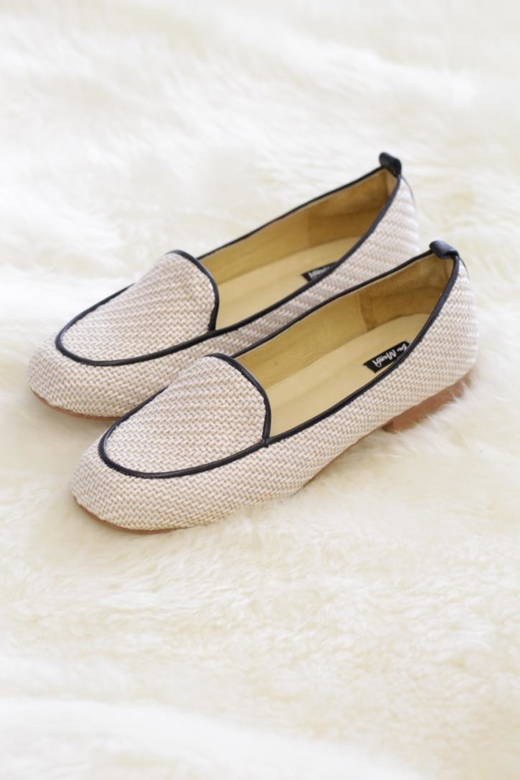 Be Mae Shoes Yhor Handmade Loafer - Front Cropped Image