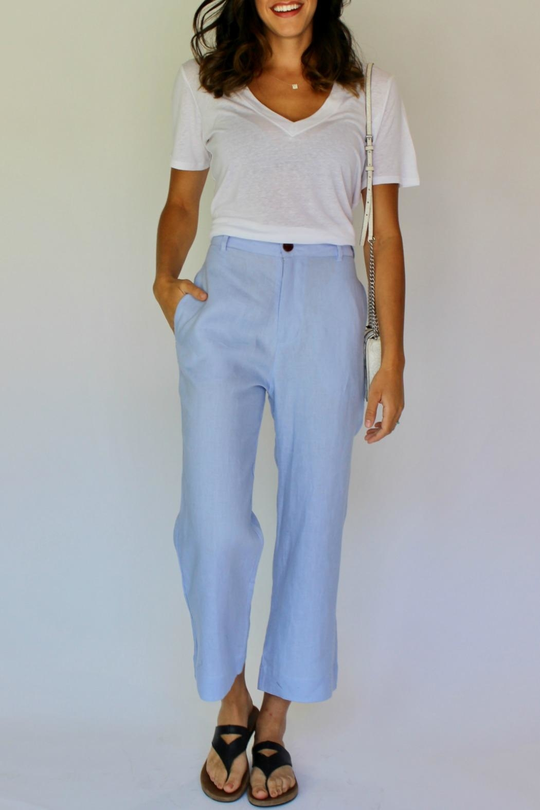 Capulet Bea Culotte - Front Cropped Image
