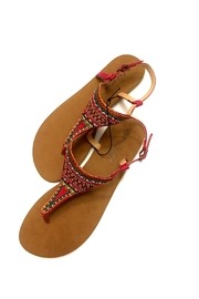 Twisted Beach Babe Sandals - Product Mini Image
