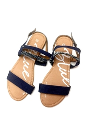 Love's Hangover Creations Beach Babe Sandals - Front cropped