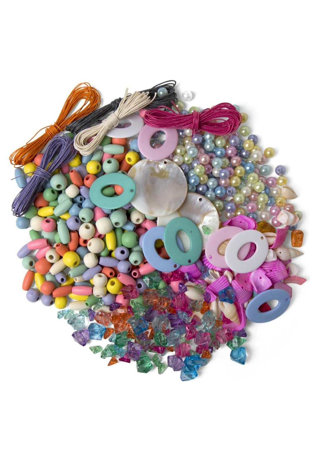 Kid Made Modern Beach-Bash Jewelry Kit - Side Cropped Image