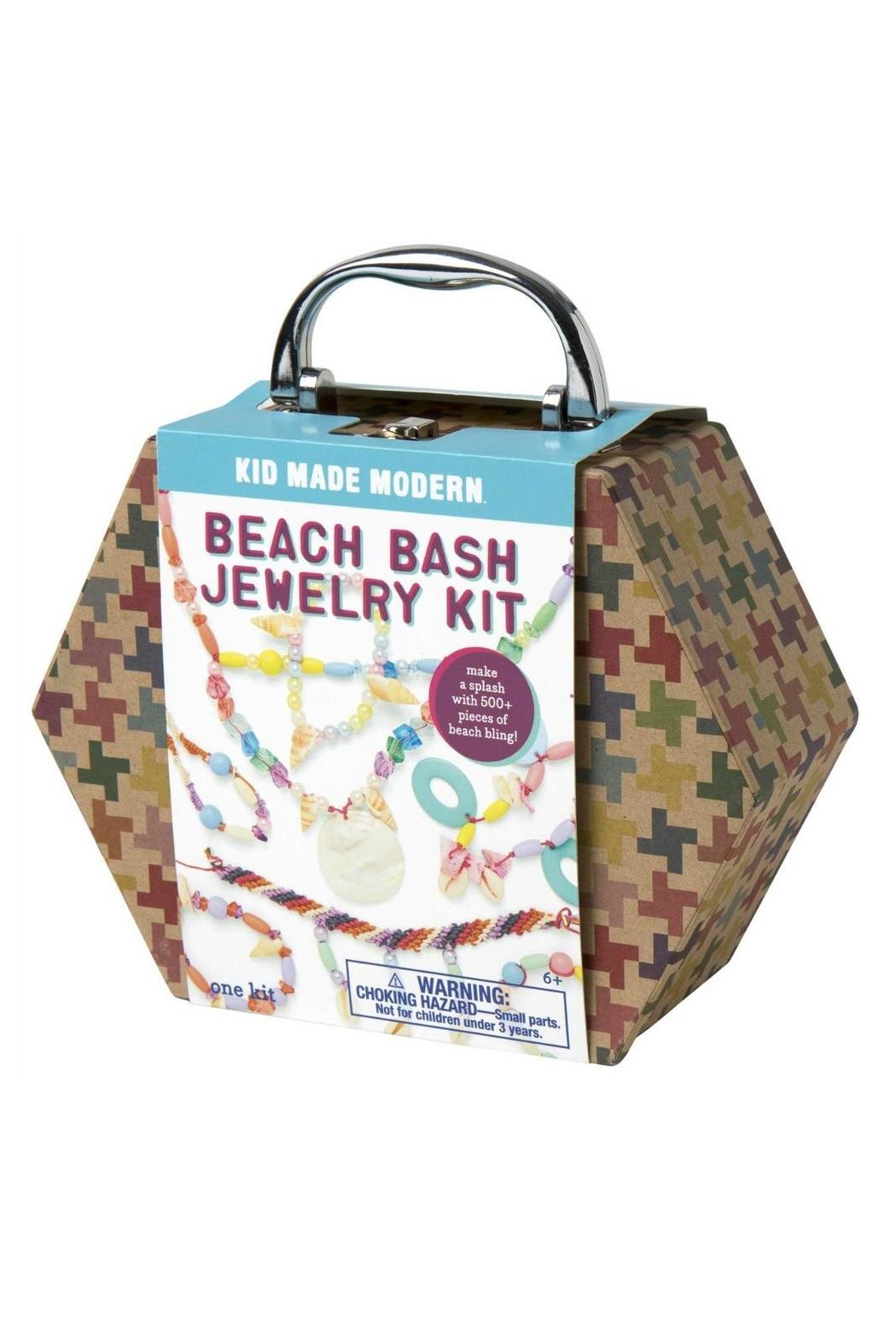 Kid Made Modern Beach-Bash Jewelry Kit - Main Image