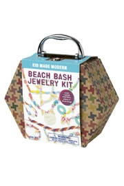 Kid Made Modern Beach-Bash Jewelry Kit - Front cropped