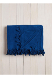 The Birds Nest BEACH BLANKET WITH TOTE BAG - Front full body