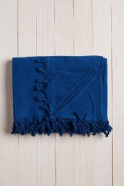 Mer Sea & Co Beach Blanket With Tote Bag - Back cropped