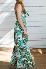 SAGE THE LABEL Beach Break Maxi - Front cropped
