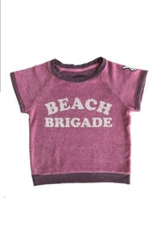TINY WHALES Beach Brigade Romper - Product Mini Image