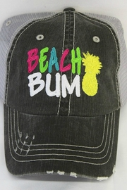 Imagine That Beach Bum Hat - Front cropped