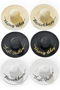 Charlie Paige Beach Bum Hat - Alternate List Image