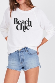AMUSE SOCIETY Beach Chic Pullover - Product Mini Image