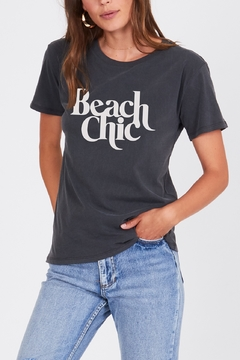 AMUSE SOCIETY Beach Chic Tee - Product List Image