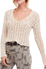 Free People Beach Comber Crop - Product Mini Image