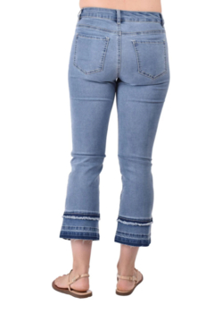 Ethyl  Beach Comber Cropped Jeans - Alternate List Image