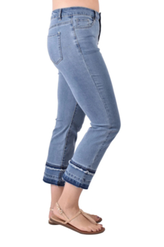 Ethyl  Beach Comber Cropped Jeans - Product List Image