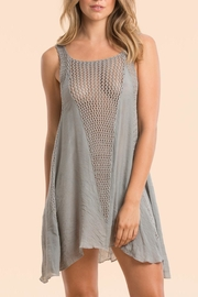 Elan Beach Cover Up - Product Mini Image
